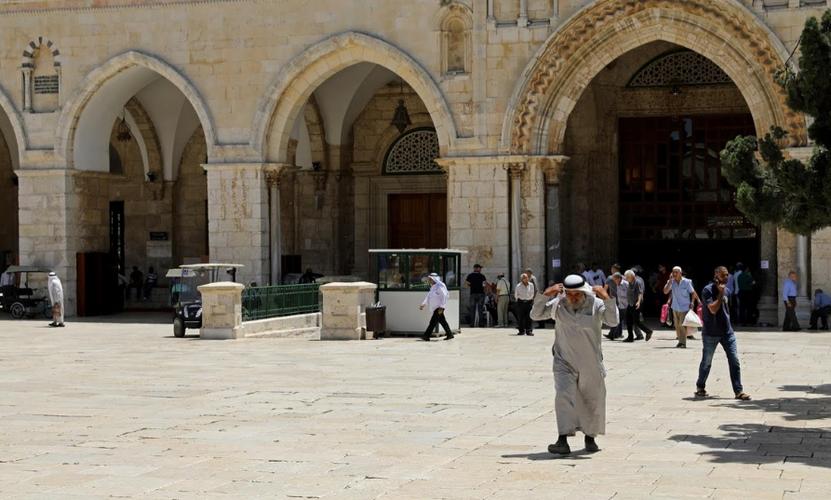 Thanh pho Jerusalem 50 nam sau Chien tranh Sau ngay-Hinh-15