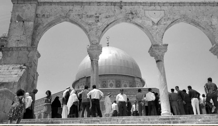 Thanh pho Jerusalem 50 nam sau Chien tranh Sau ngay-Hinh-6