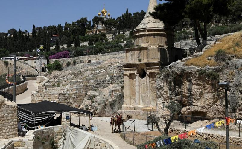 Thanh pho Jerusalem 50 nam sau Chien tranh Sau ngay-Hinh-9