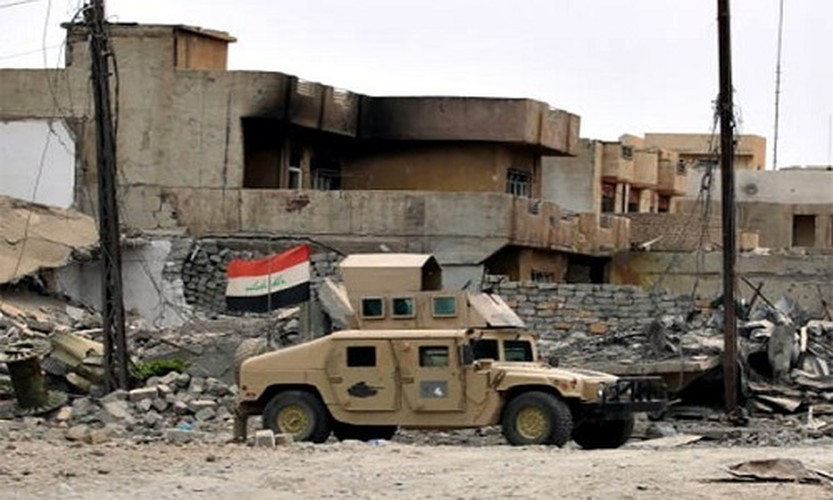 Chum anh Tay Mosul sap sach bong phien quan IS-Hinh-4
