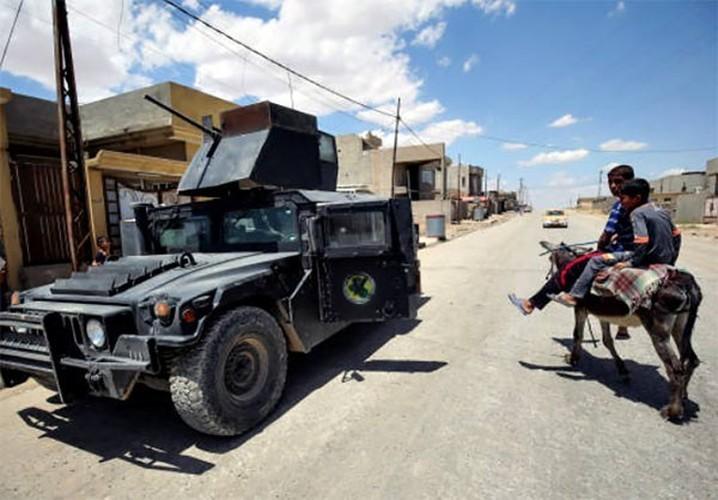 Chum anh Tay Mosul sap sach bong phien quan IS-Hinh-5