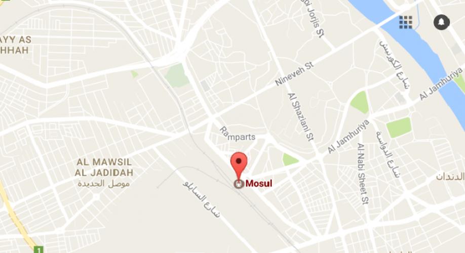 Quan doi Iraq vay chat phien quan IS o Thanh co Mosul-Hinh-4