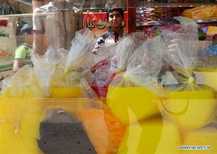 Nhon nhip cuoc song tai khu vuc moi giai phong o Tay Mosul-Hinh-11