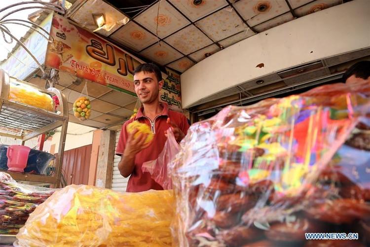Nhon nhip cuoc song tai khu vuc moi giai phong o Tay Mosul-Hinh-13