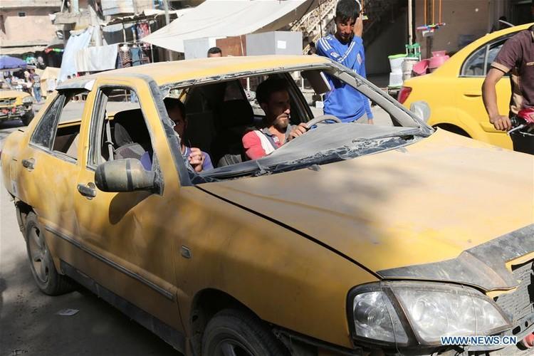 Nhon nhip cuoc song tai khu vuc moi giai phong o Tay Mosul-Hinh-14