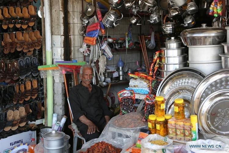 Nhon nhip cuoc song tai khu vuc moi giai phong o Tay Mosul-Hinh-15