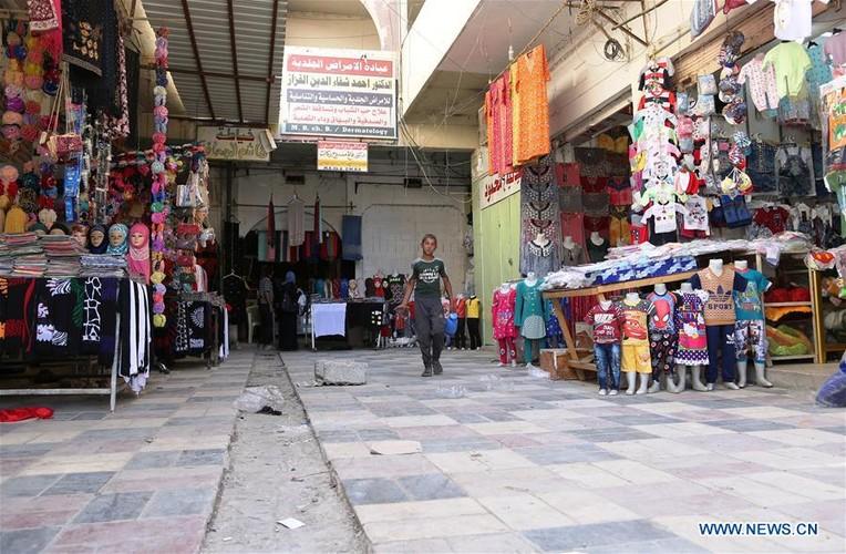 Nhon nhip cuoc song tai khu vuc moi giai phong o Tay Mosul-Hinh-5