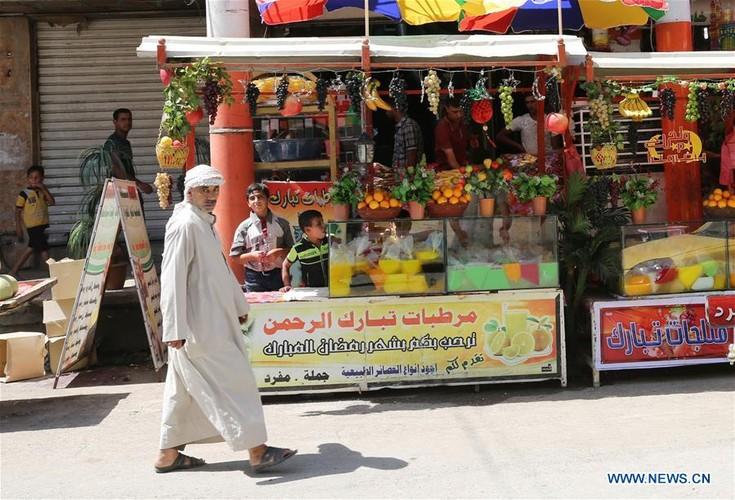 Nhon nhip cuoc song tai khu vuc moi giai phong o Tay Mosul-Hinh-8