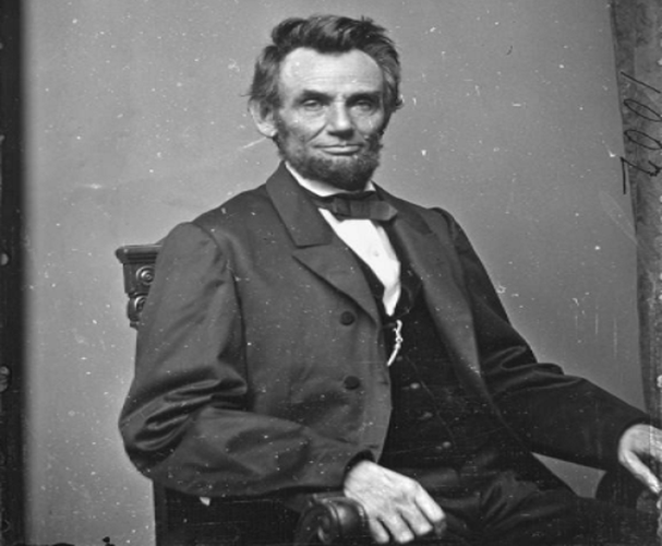 Su that it biet ve co Tong thong My Abraham Lincoln-Hinh-10