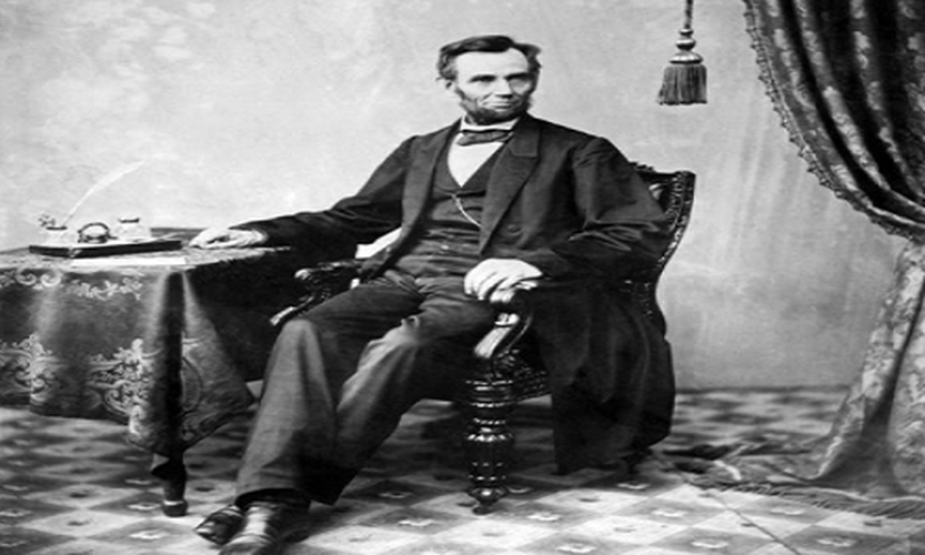 Su that it biet ve co Tong thong My Abraham Lincoln-Hinh-9