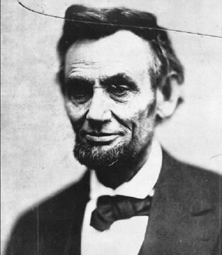 Su that it biet ve co Tong thong My Abraham Lincoln