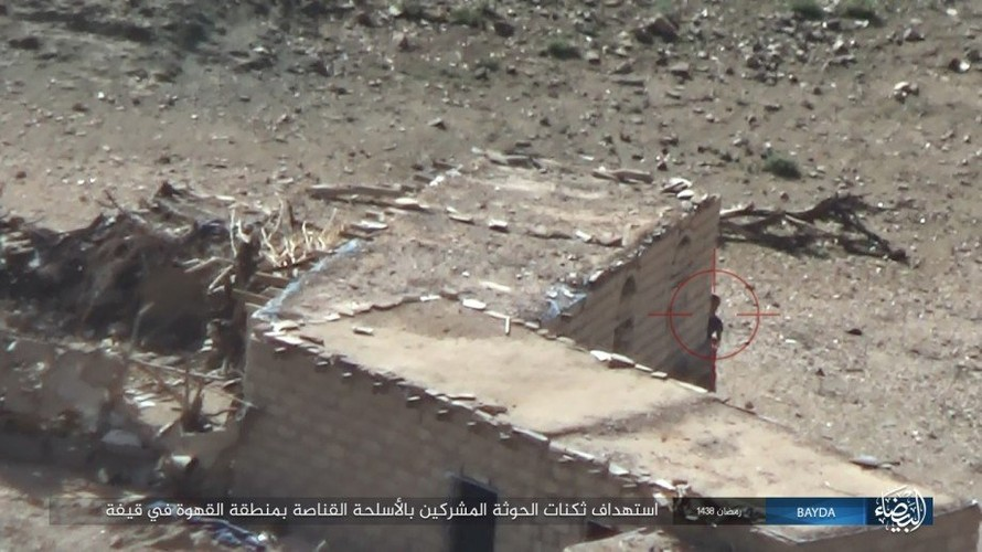 Anh: Phien quan IS danh quan noi day Houthi o Yemen-Hinh-2