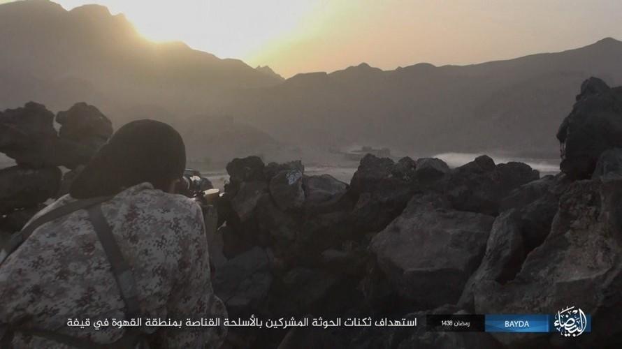 Anh: Phien quan IS danh quan noi day Houthi o Yemen-Hinh-5