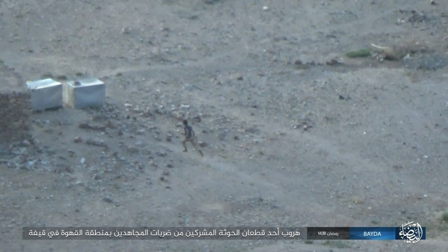 Anh: Phien quan IS danh quan noi day Houthi o Yemen-Hinh-8