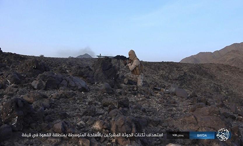 Anh: Phien quan IS danh quan noi day Houthi o Yemen