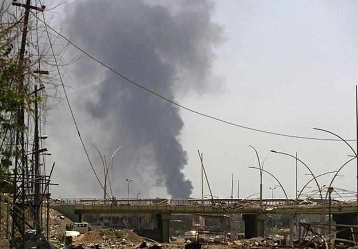 Anh: Iraq quyet tam giai phong thanh pho Mosul vao ngay 10/6-Hinh-13
