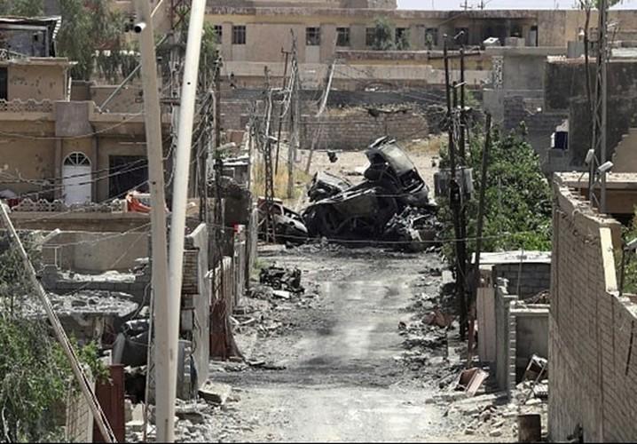 Anh: Iraq quyet tam giai phong thanh pho Mosul vao ngay 10/6-Hinh-6
