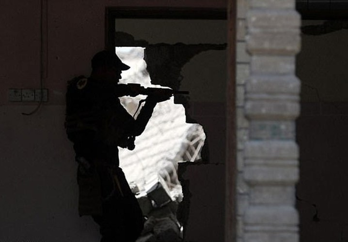 Anh: Iraq quyet tam giai phong thanh pho Mosul vao ngay 10/6