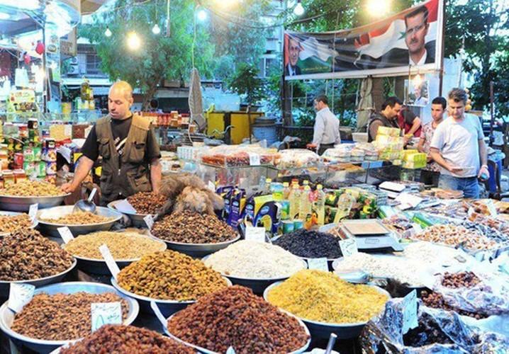 Canh mua sam o Damascus cho thang an chay Ramadan-Hinh-15