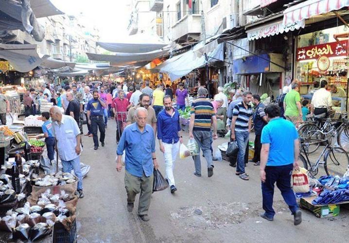 Canh mua sam o Damascus cho thang an chay Ramadan-Hinh-4