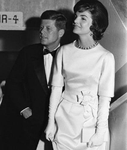 Anh hiem cuu De nhat phu nhan My Jackie Kennedy thoi tre-Hinh-8