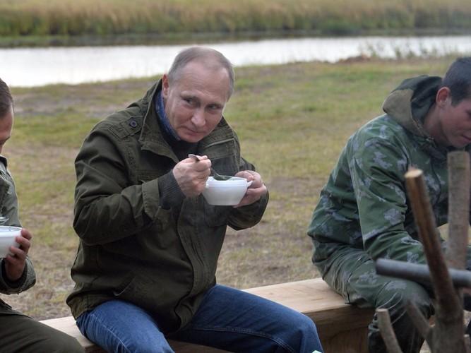 Bat mi so thich cua Tong thong Nga Vladimir Putin-Hinh-2