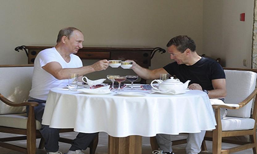 Bat mi so thich cua Tong thong Nga Vladimir Putin