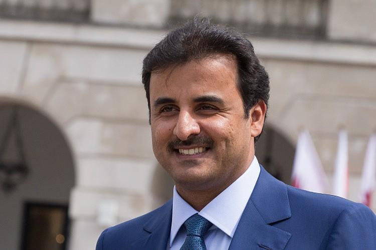 "Quoc vuong Qatar - nhan vat tam diem trong vu ""tay chay"" o Arab-Hinh-4"