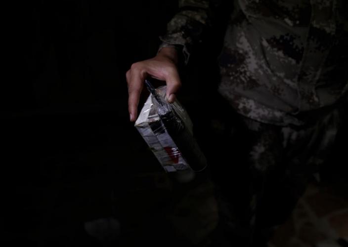 Dot nhap nha tu cua phien quan IS o thanh pho Mosul-Hinh-8