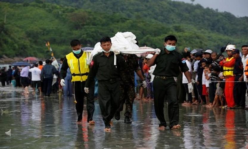 Hinh anh tim kiem nan nhan vu roi may bay o Myanmar-Hinh-4