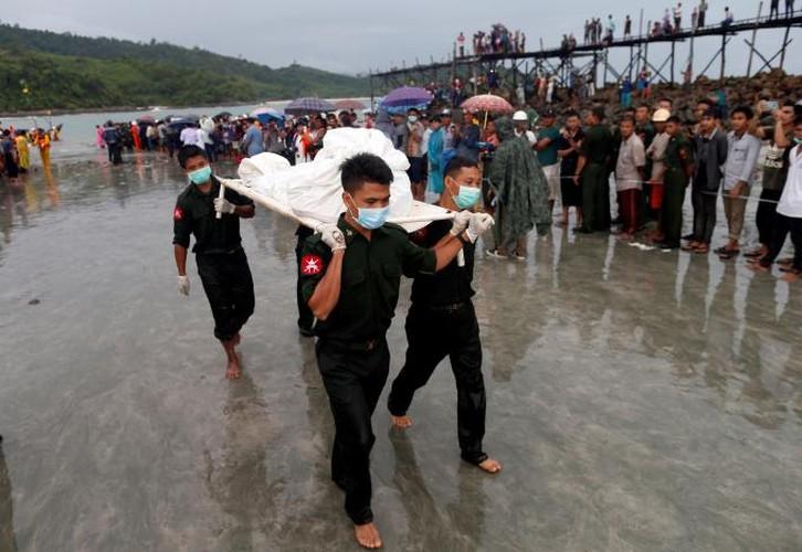 Hinh anh tim kiem nan nhan vu roi may bay o Myanmar-Hinh-6