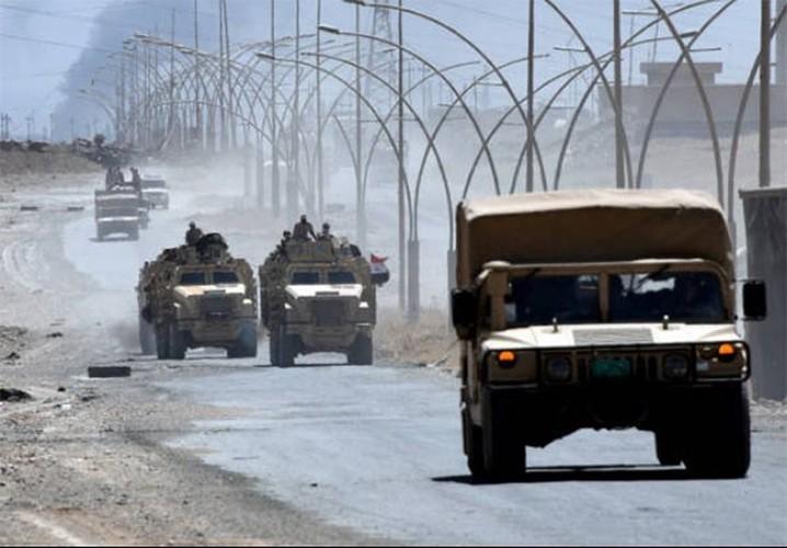 Anh: Luc luong Iraq chuan bi danh chiem thanh pho Tal Afar-Hinh-11