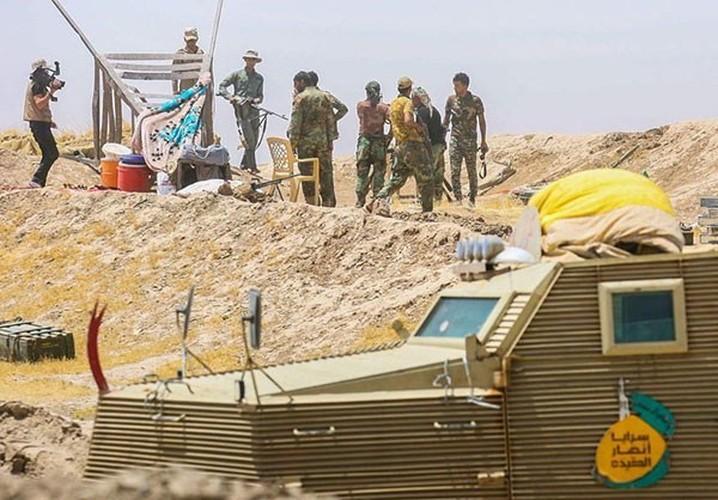 Anh: Luc luong Iraq chuan bi danh chiem thanh pho Tal Afar-Hinh-4