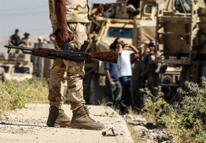 Anh: Luc luong Iraq chuan bi danh chiem thanh pho Tal Afar-Hinh-9