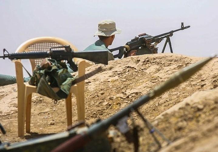 Anh: Luc luong Iraq chuan bi danh chiem thanh pho Tal Afar