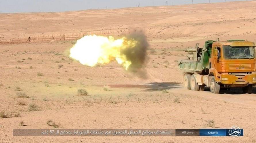 Anh: Phien quan IS doc toan luc danh chiem Deir ez-Zor-Hinh-3