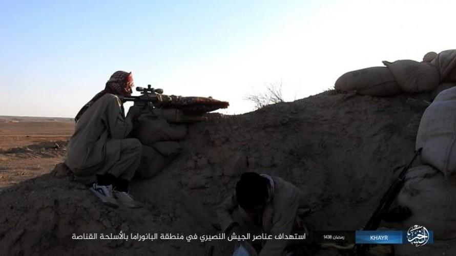 Anh: Phien quan IS doc toan luc danh chiem Deir ez-Zor-Hinh-7