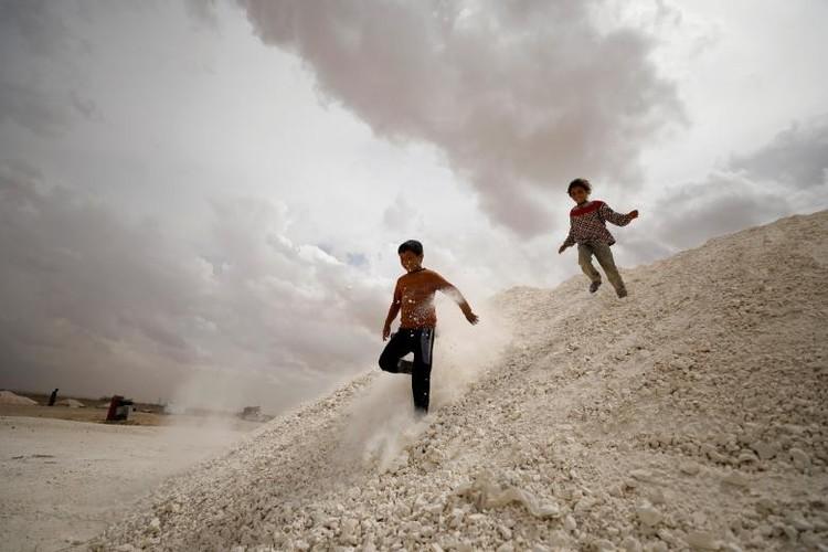 Cuoc song thuong dan Syria chay khoi Raqqa-Hinh-14