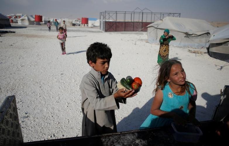 Cuoc song thuong dan Syria chay khoi Raqqa-Hinh-6