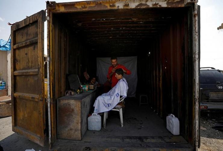 Cuoc song thuong dan Syria chay khoi Raqqa-Hinh-8