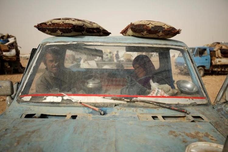 Cuoc song thuong dan Syria chay khoi Raqqa-Hinh-9
