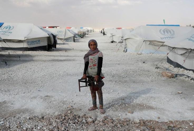 Cuoc song thuong dan Syria chay khoi Raqqa