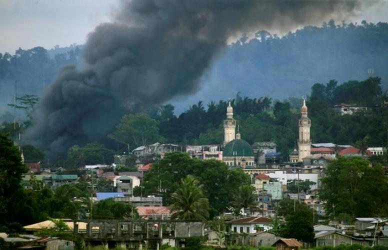 Anh moi nhat chien dich giai phong thanh pho Marawi-Hinh-10