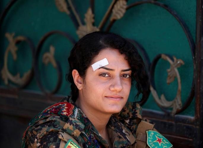 Anh nong hoi chien dich giai phong Raqqa khoi phien quan IS-Hinh-12