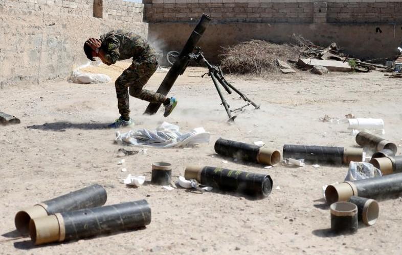 Anh nong hoi chien dich giai phong Raqqa khoi phien quan IS-Hinh-14