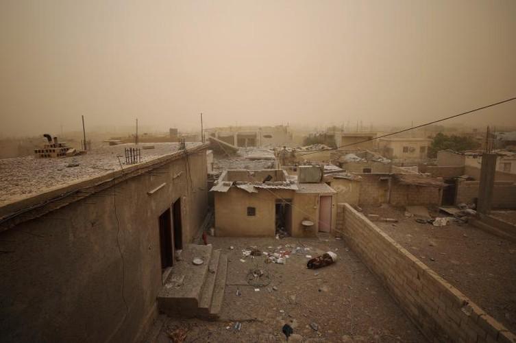 Anh nong hoi chien dich giai phong Raqqa khoi phien quan IS-Hinh-5