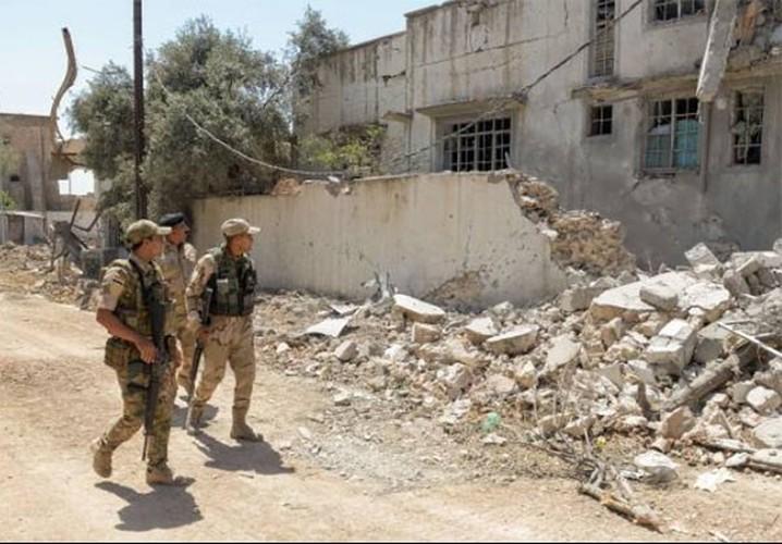 Anh: Luc luong Iraq bat dau tong tan cong vao Thanh co Mosul-Hinh-11