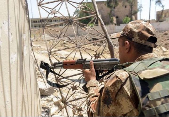 Anh: Luc luong Iraq bat dau tong tan cong vao Thanh co Mosul-Hinh-2