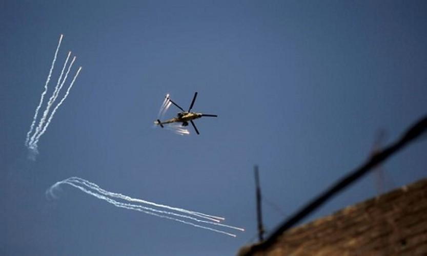 Anh: Luc luong Iraq bat dau tong tan cong vao Thanh co Mosul