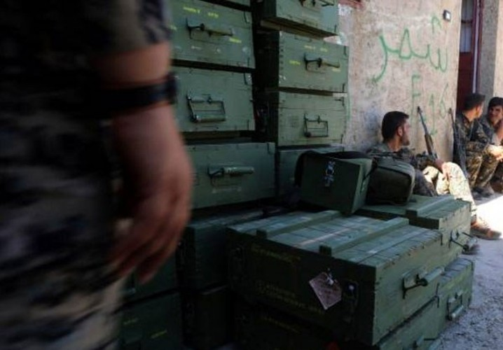 "Anh: My ""tuon"" vu khi cho nguoi Kurd tai Raqqa-Hinh-5"
